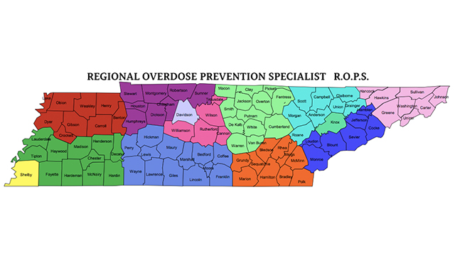 Regional Overdose Prevention Specialists (ROPS)